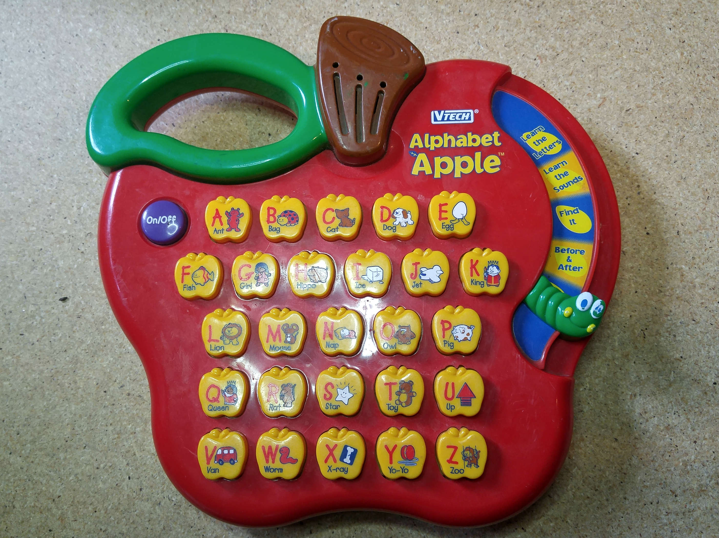 Vtech Apple Part 1 Kill Switch And Line Out Sam Vs Sound